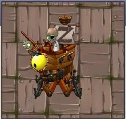 植物大战僵尸2海盗港湾地图与各僵尸技能介绍