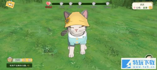 小森生活怎么撸猫 小森生活手游撸猫攻略