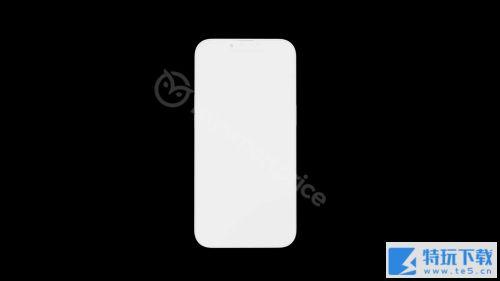 外媒爆料:iPhone 13 CAD 渲染图出炉