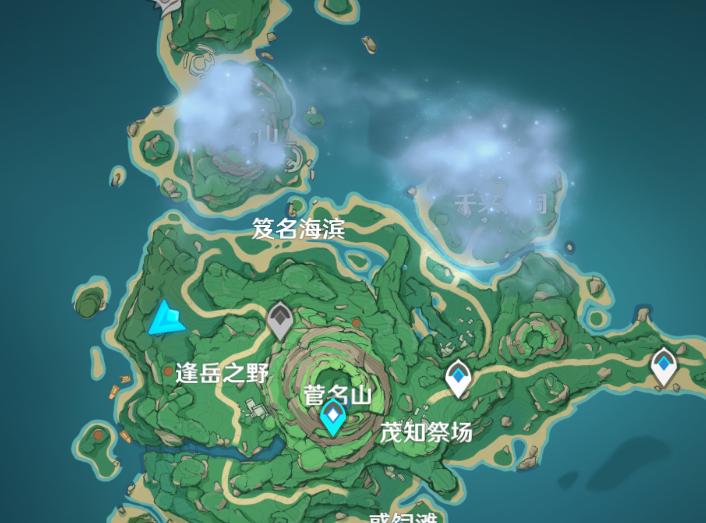 原神雾海纪行任务攻略大全:2.2雾海纪行世界任务解密全流程[多图]图片10
